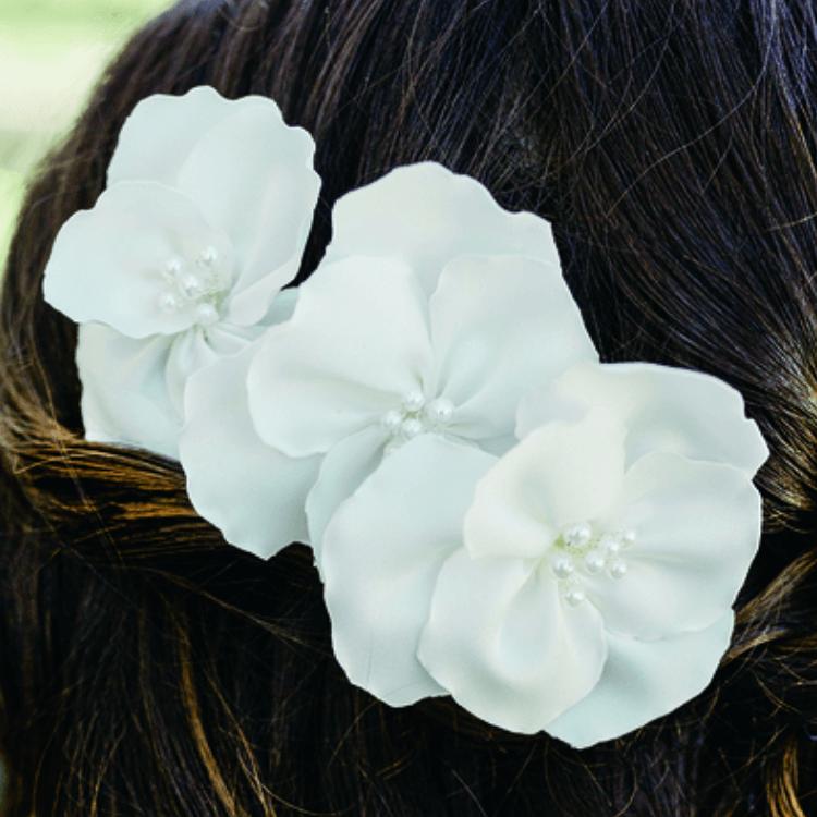 Bridal Hair Pin Floral