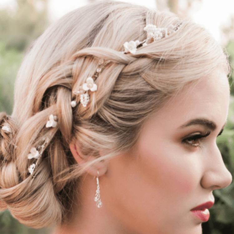 Hair Chain in Braid