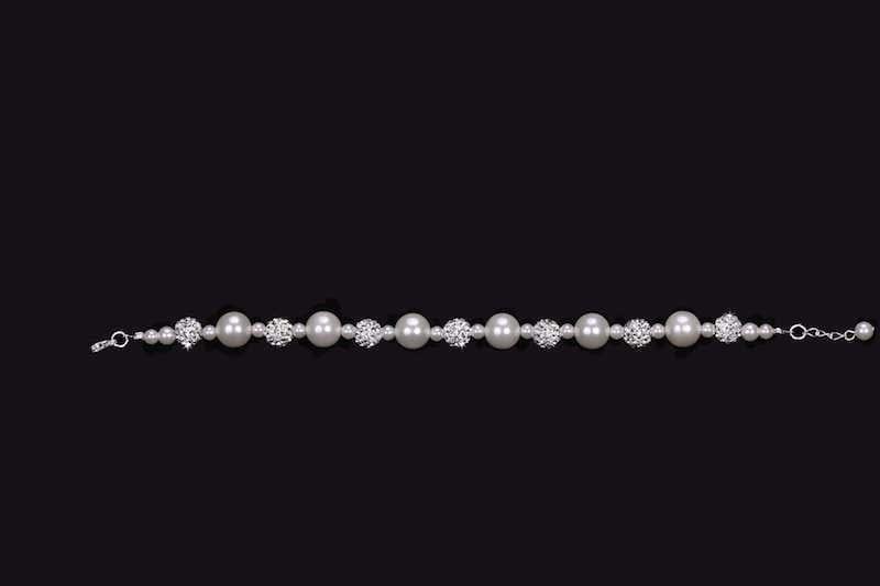 pearly gate bracelet